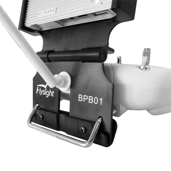 Держатель монитора и приемника видео FlySight BPB01 Bracket /holder For FlySight Black Rearl Monitor and DJI Transmitter and Controller